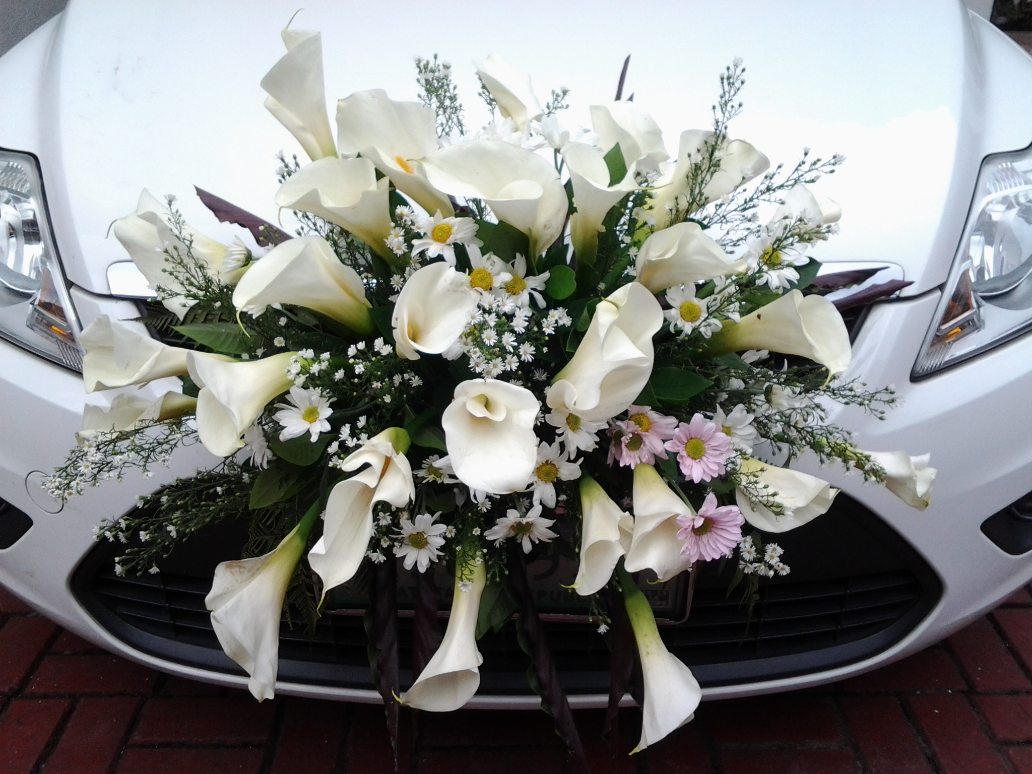 Wedding Car Flower Arrangements : Ido ph quot i do flower and wedding store